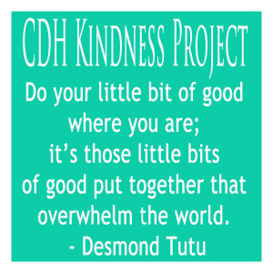 CDH Kindness Project - green